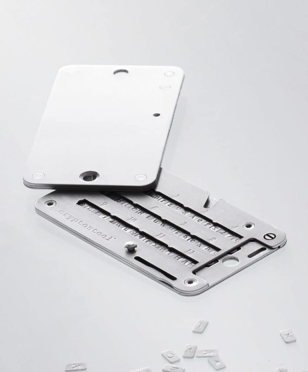 Cryptosteel-how-does-it-work